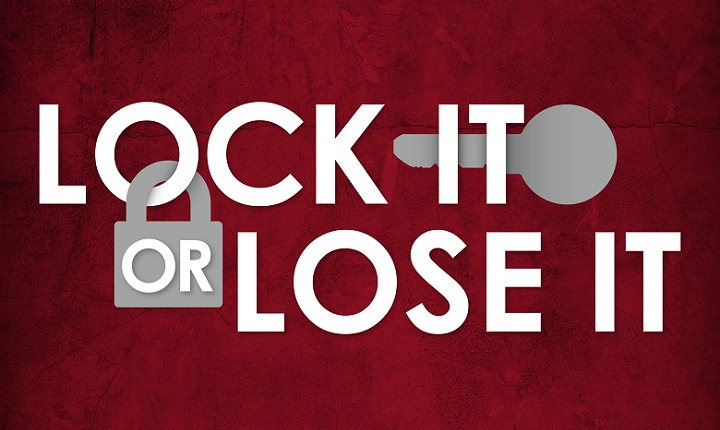 Lock It or Lose It image