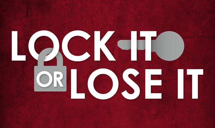 Lock It or Lose It image