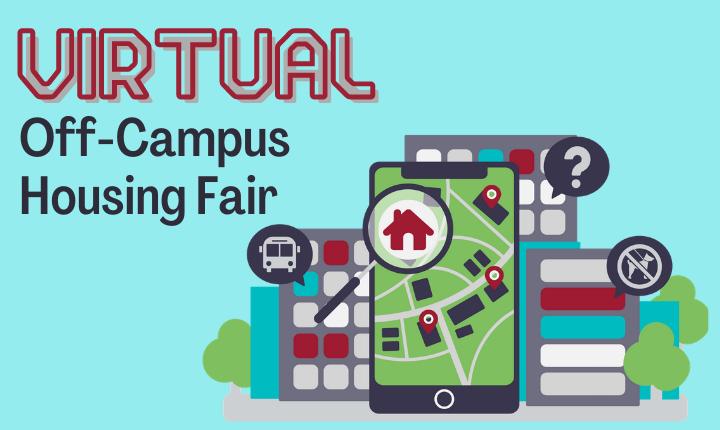 May Virtual Off-Campus Housing Fair
